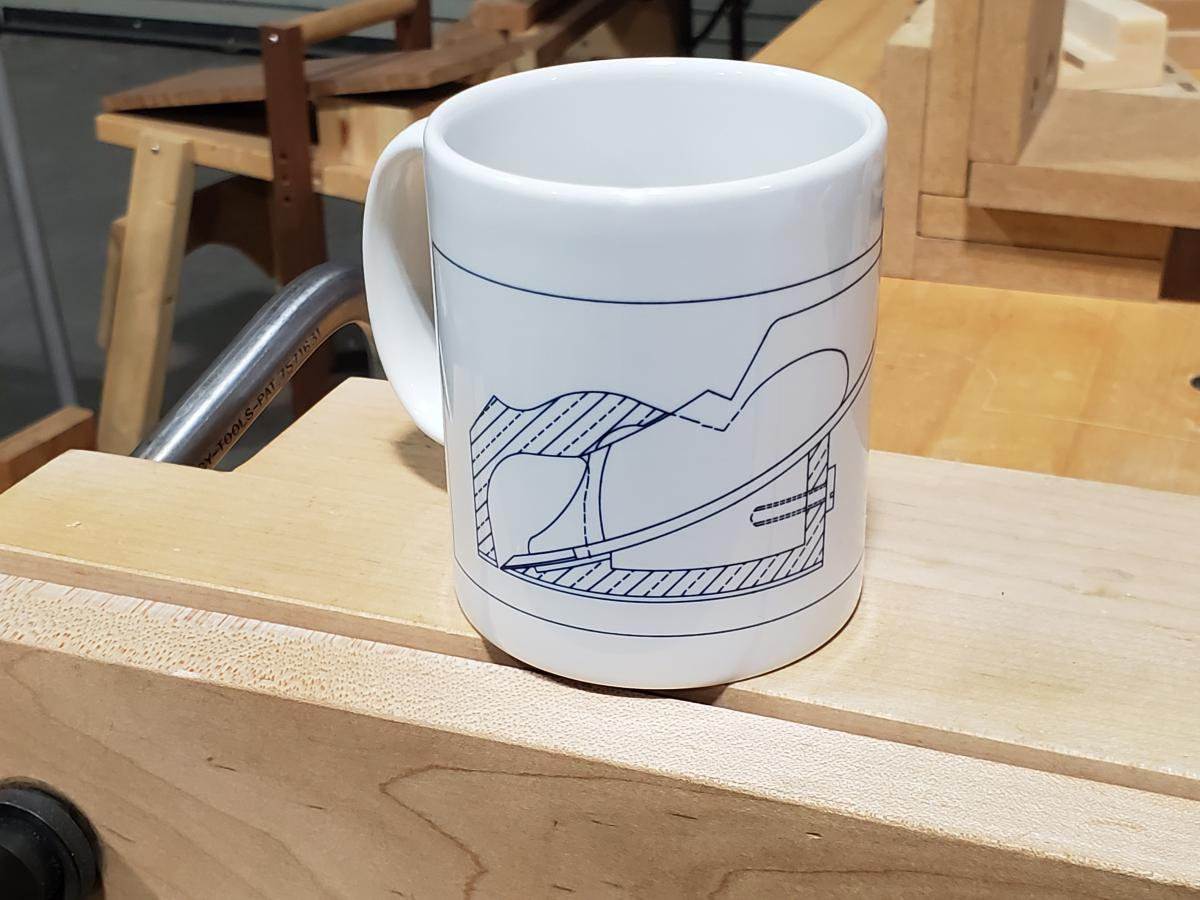 The mug that started it all!