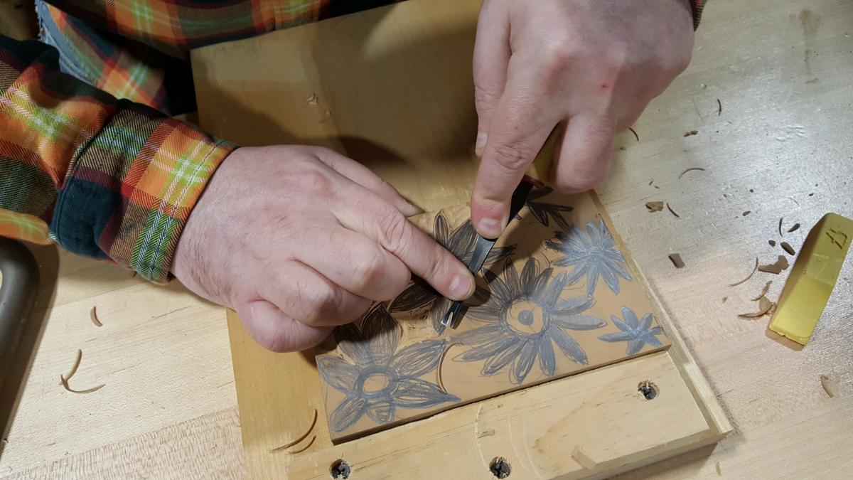 Block Printing Is Fun! 1