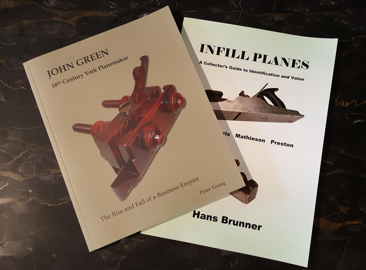 Two New Books for Tool Collectors 1