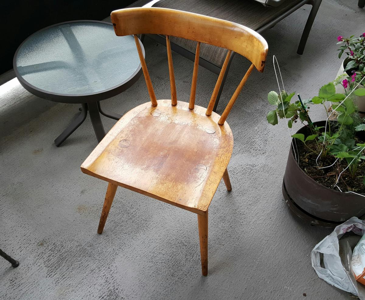 Chairs from China 1