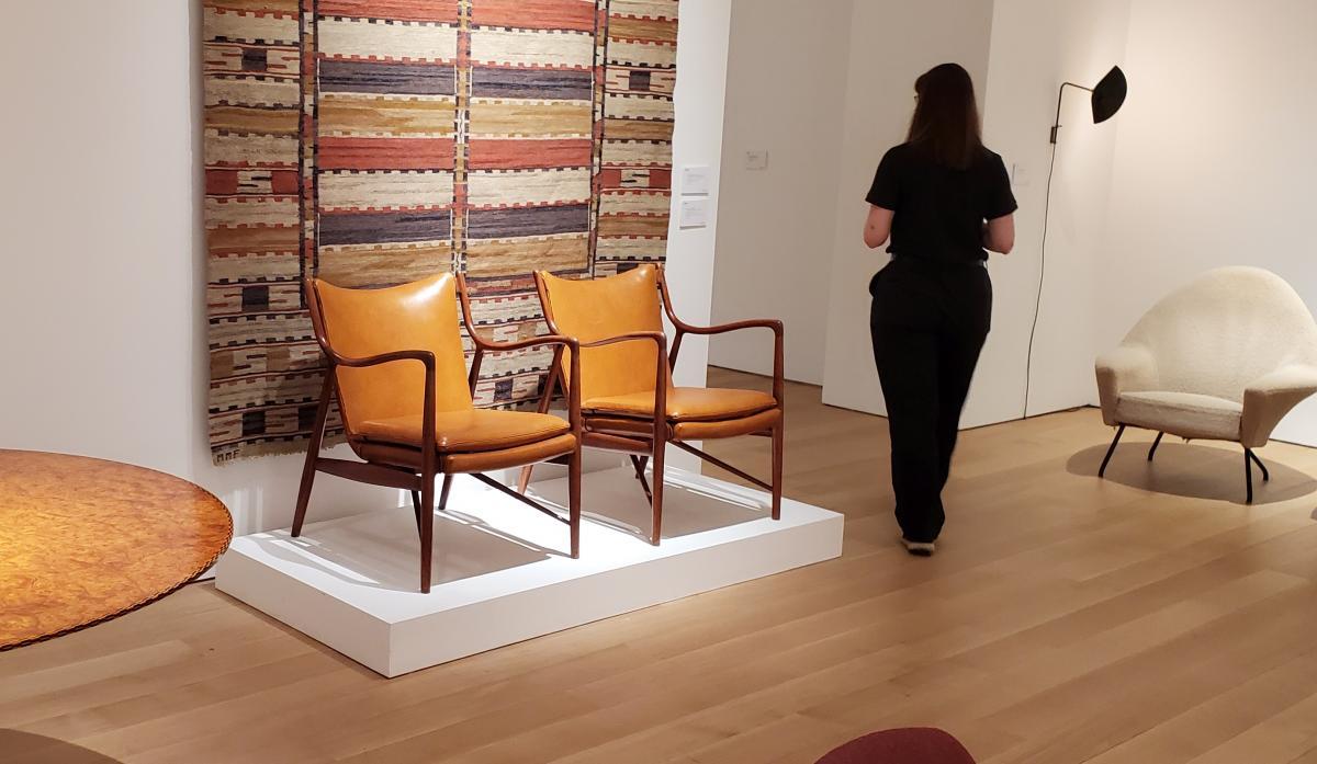 Chairs by Finn Juhl