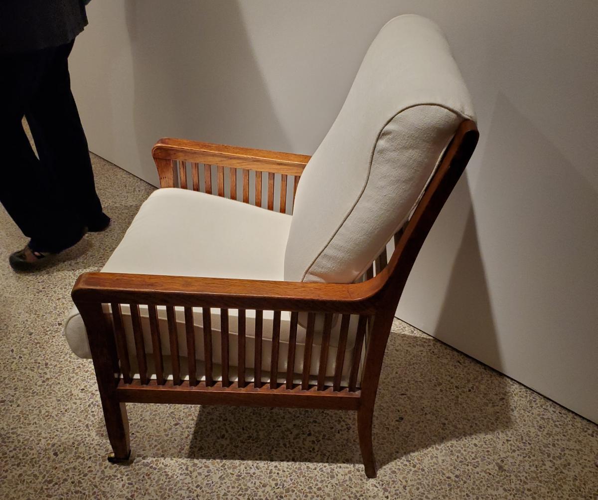 Chair by Frank Lloyd Wright
