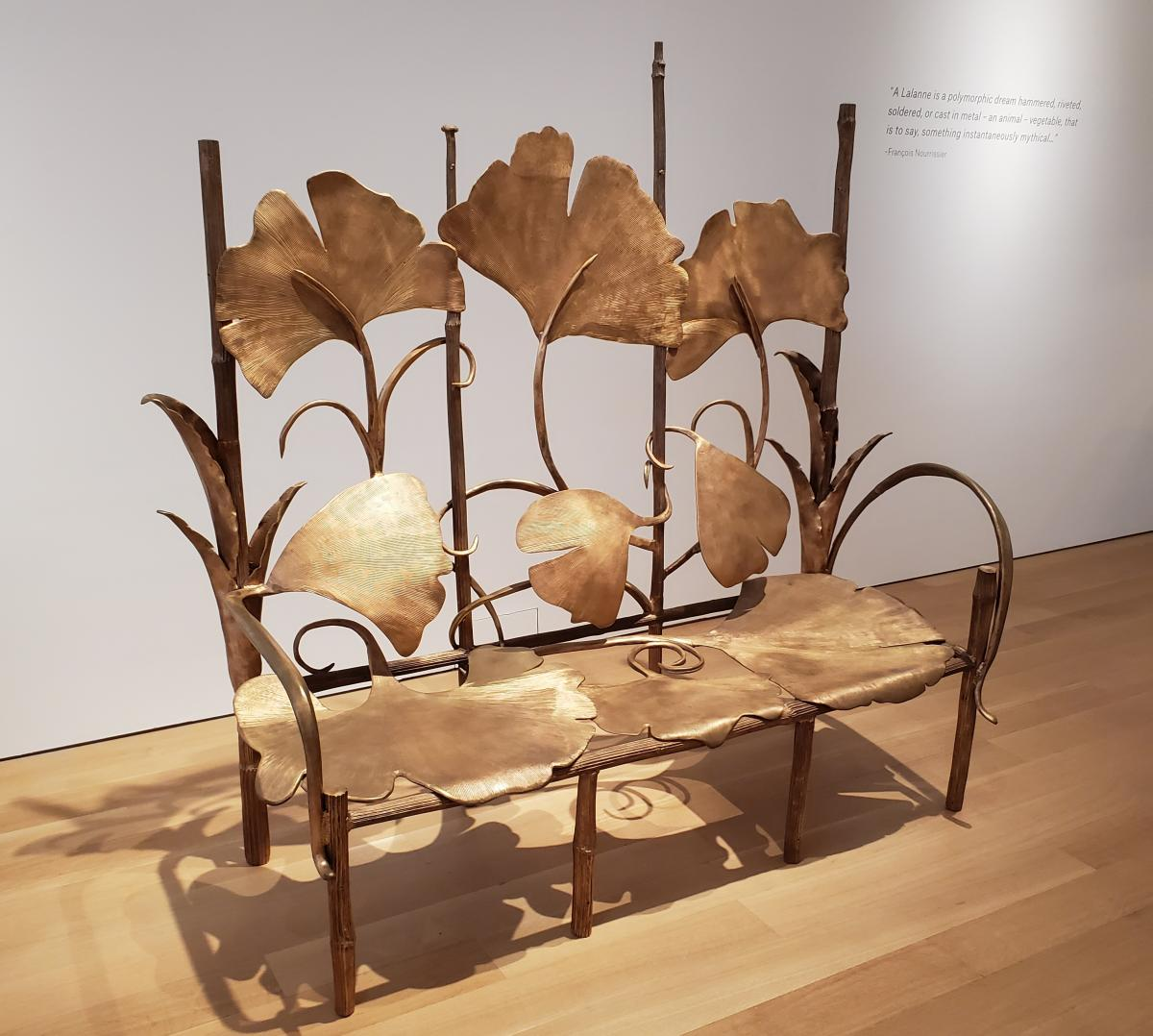 Chaise by Claude Lalanne