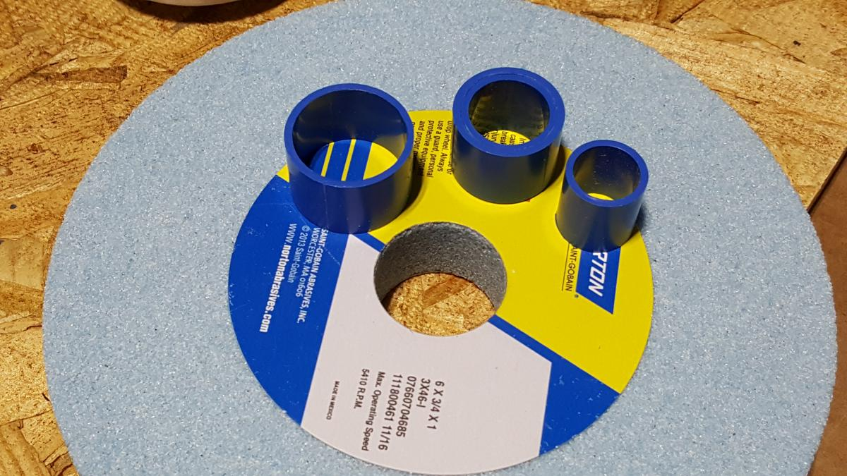 How To Grind: Part 4 - Dressing Your Grinding Wheel for Cool Running, Balance, and Convexity 3
