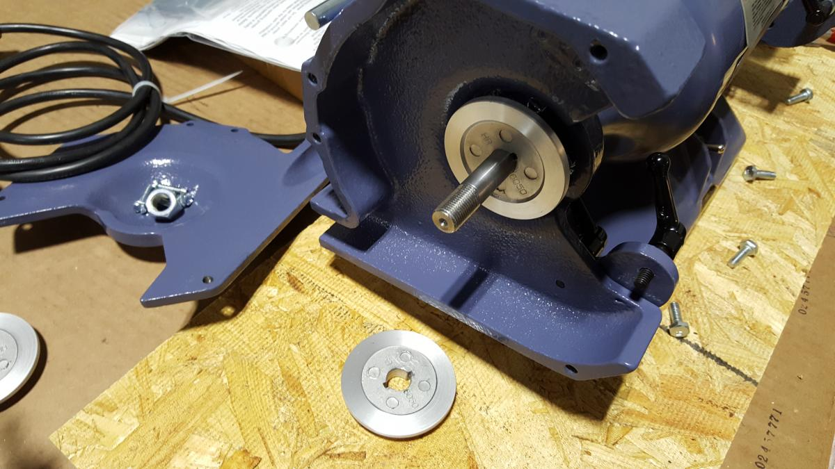 How To Grind: Part 4 - Dressing Your Grinding Wheel for Cool Running, Balance, and Convexity 2