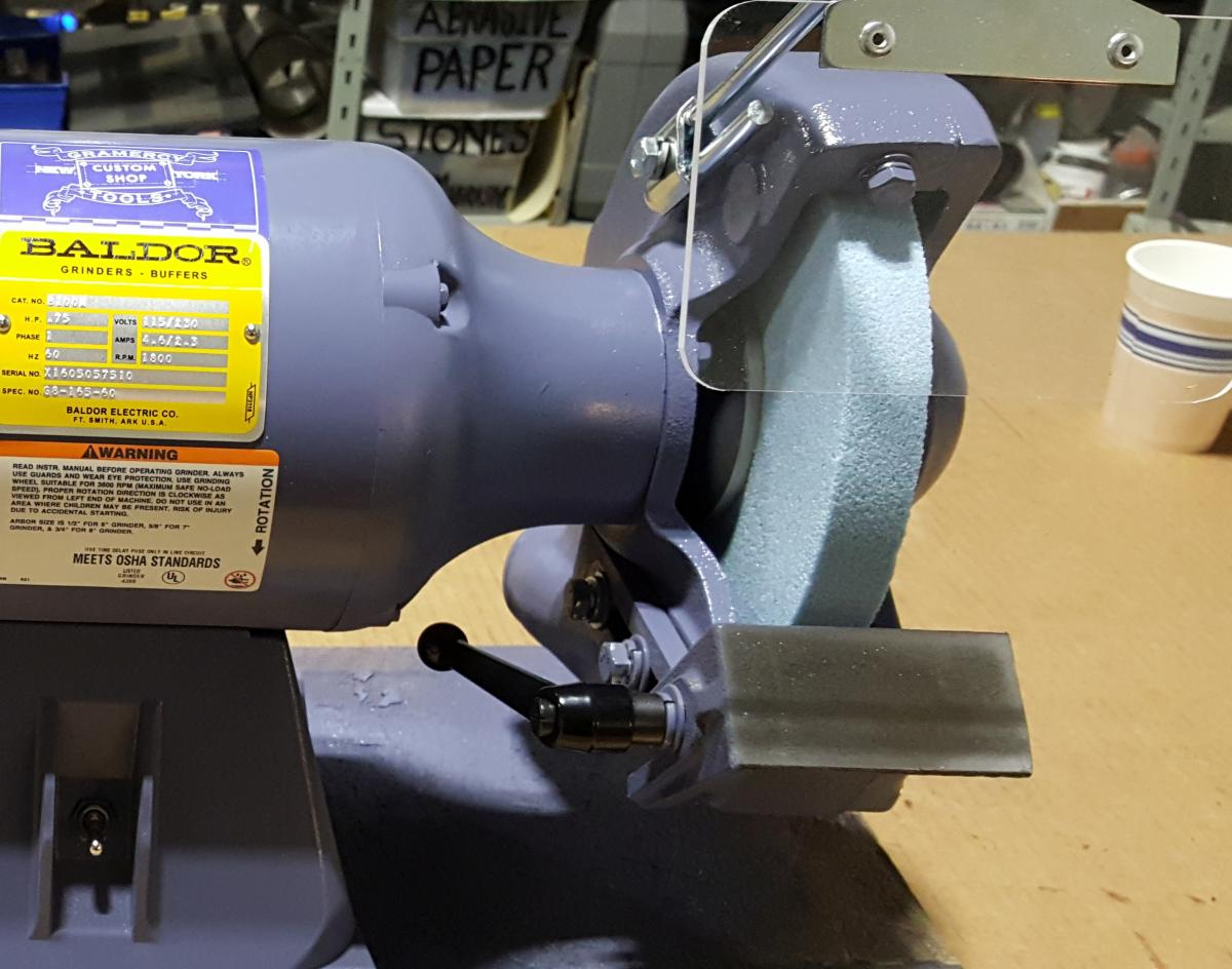 How To Grind Part 2 - The Technology of Grinding -, Grinders, and Grinding Wheels 5