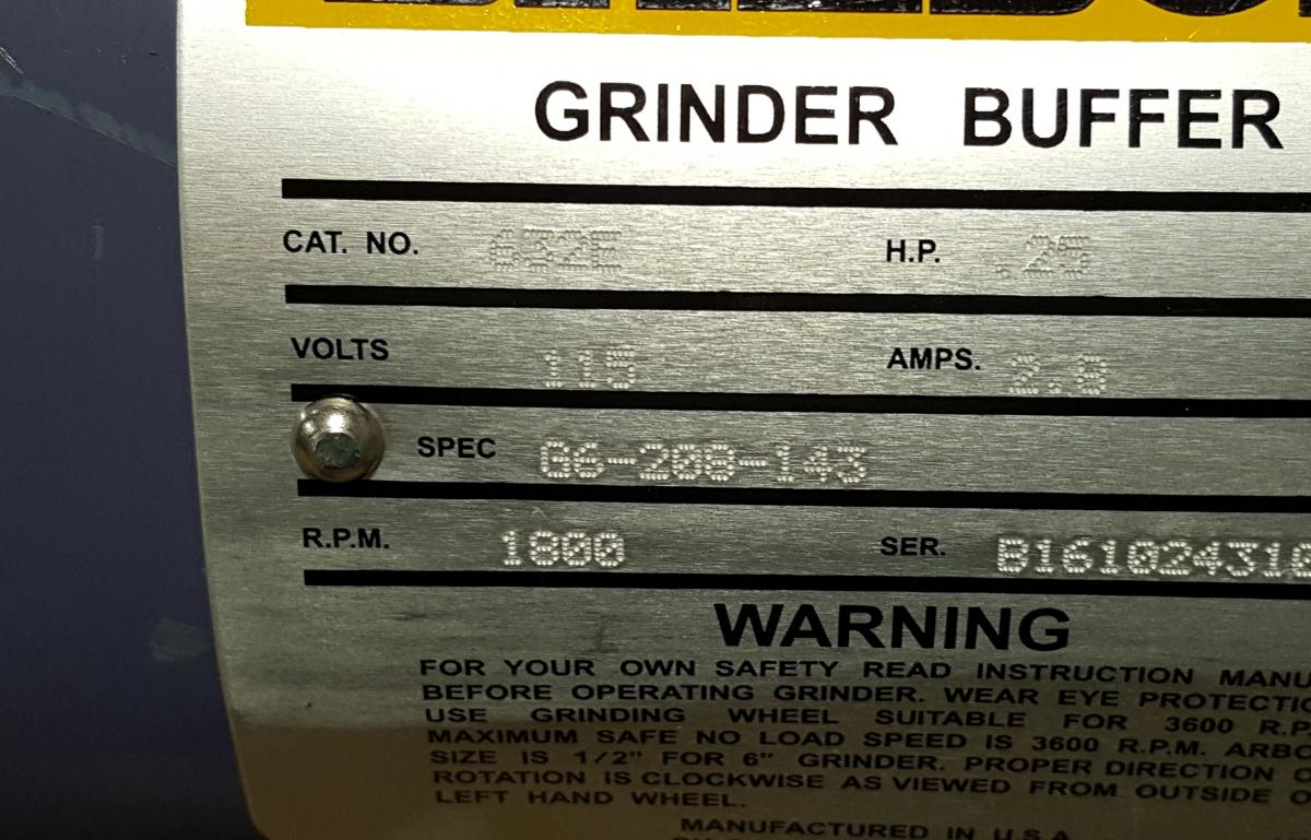 How To Grind Part 2 - The Technology of Grinding -, Grinders, and Grinding Wheels 4