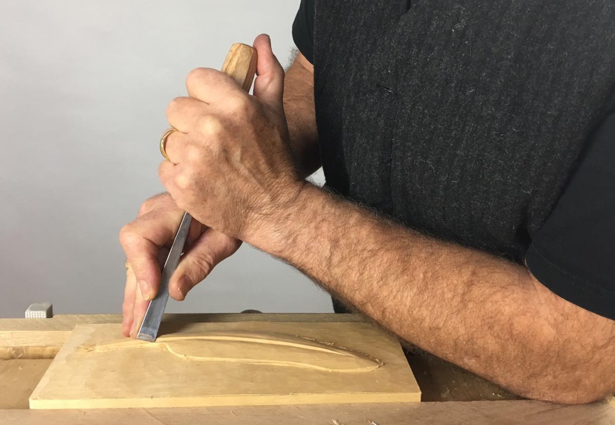 The High Angle Grip