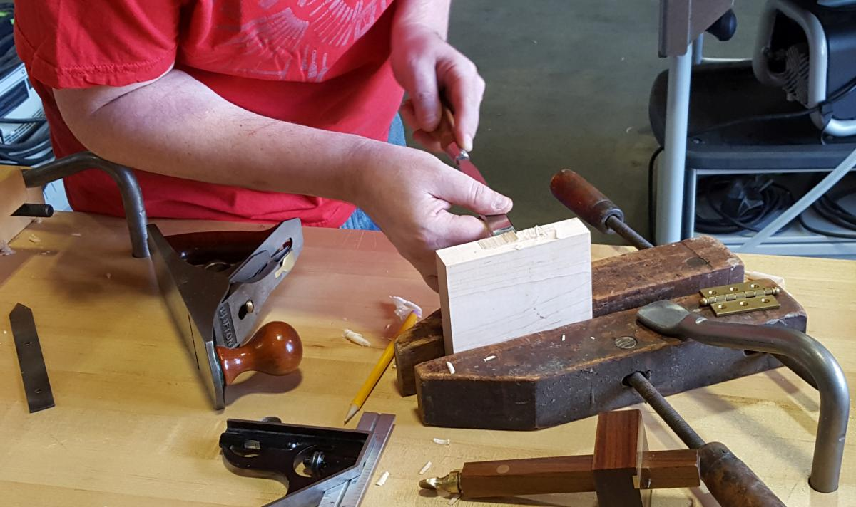 An Introduction to Hand Tools - The Instructor Confesses