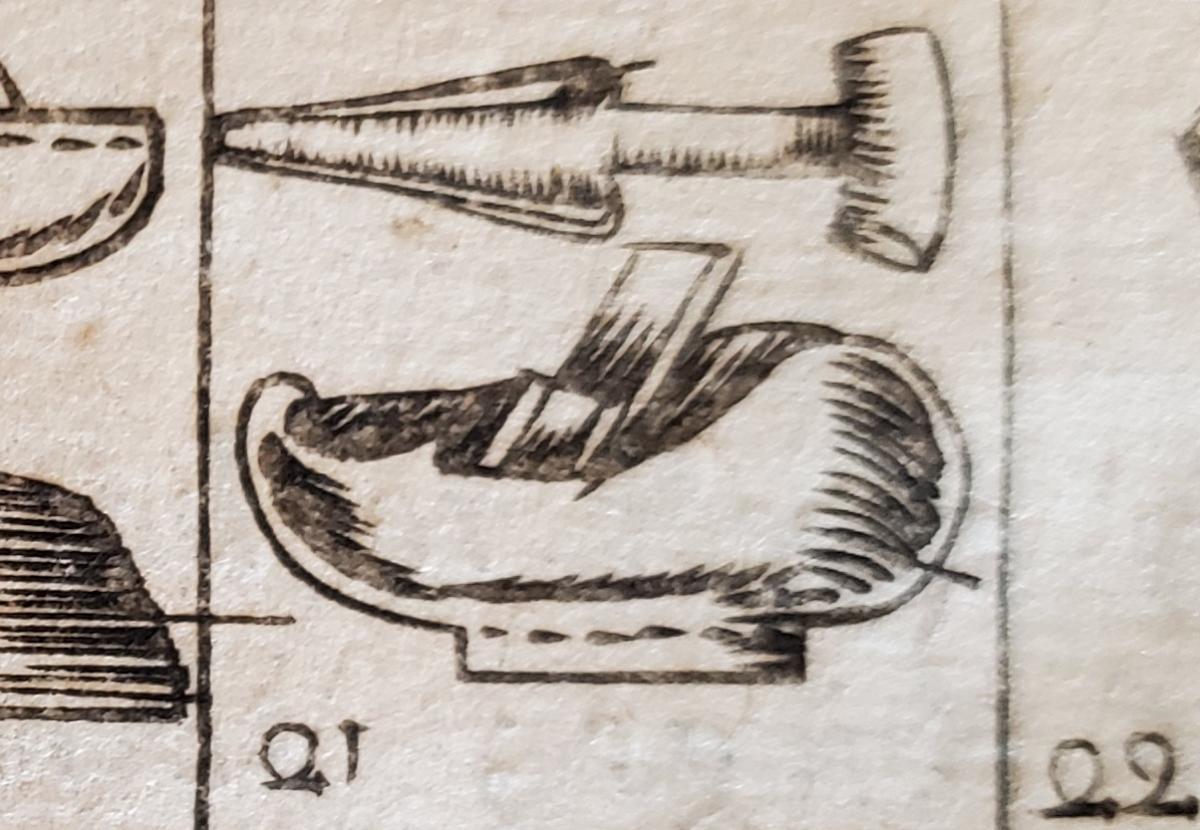 17th Century Smooth Plane Design 5