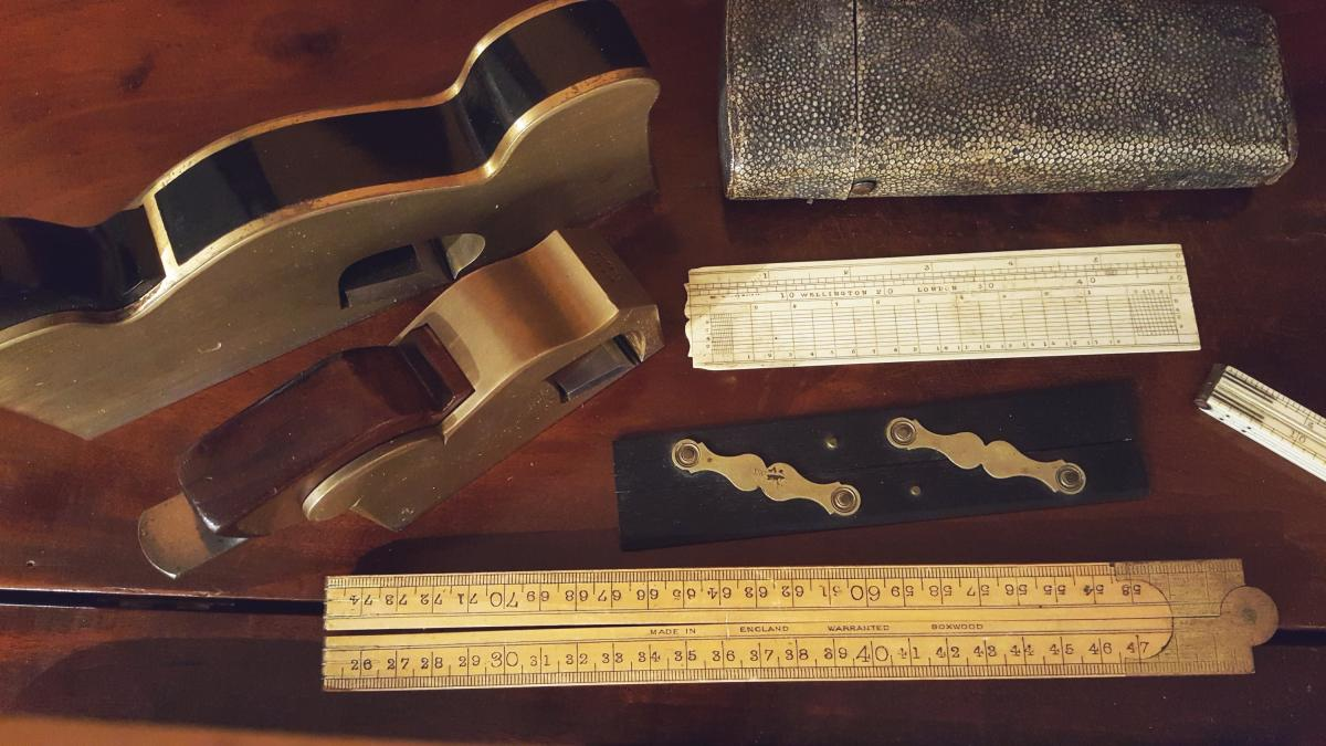 Before the CITES List: Endangered Materials Used in Tools 2
