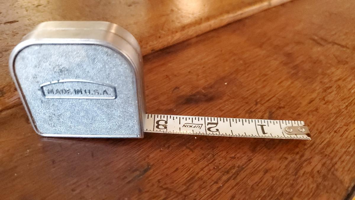 A Measuring Souvenir 2