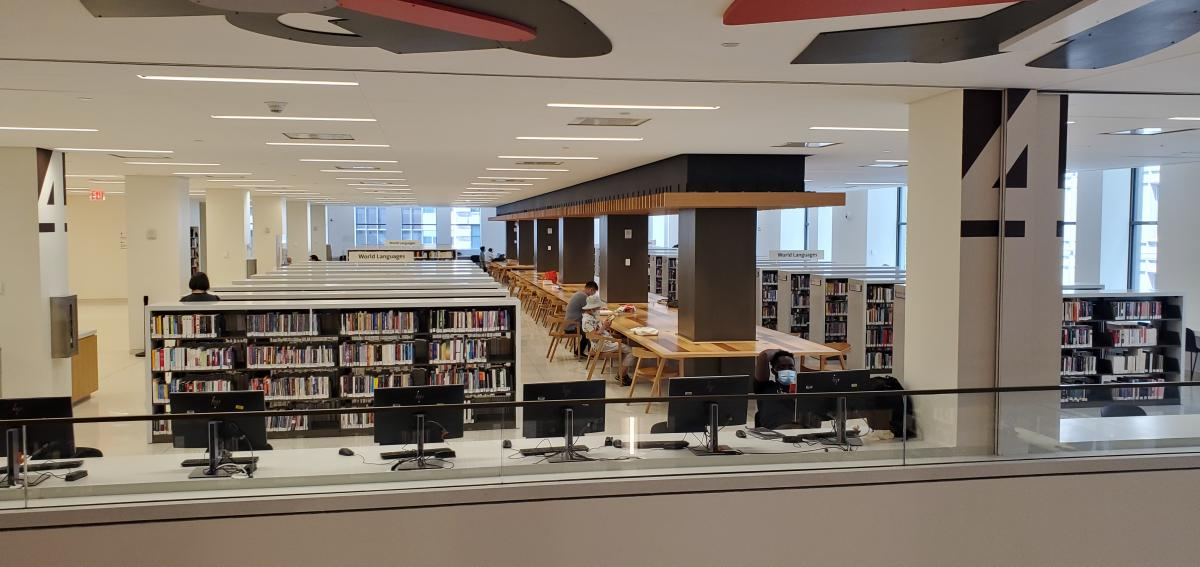 A New Library 1