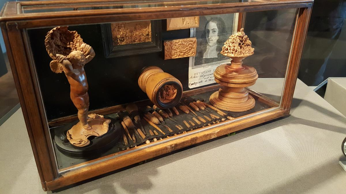 OMG  - 16th Century Boxwood Miniatures  PT2  - and other news  1