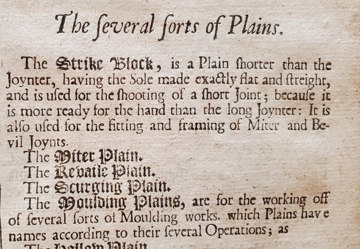 Holmes - List of various types of planes