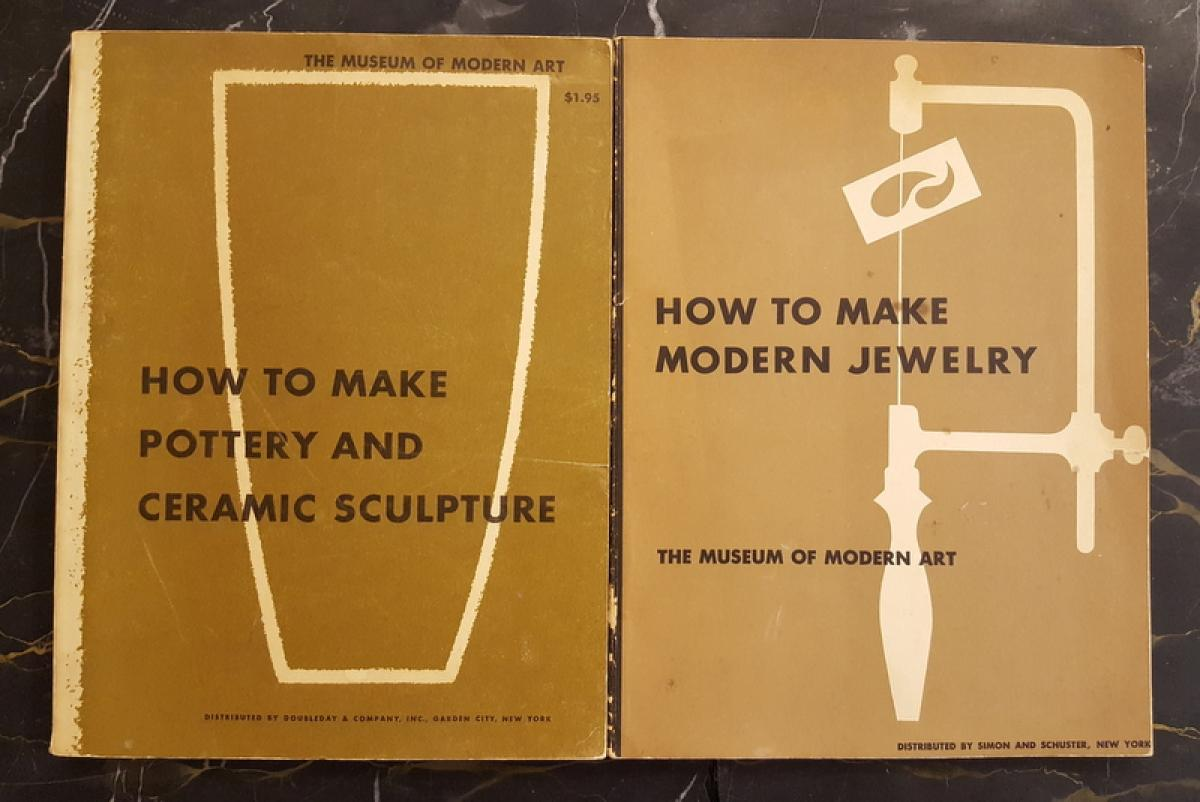 MoMA's Lost History of Woodworking and Craft Classes 2
