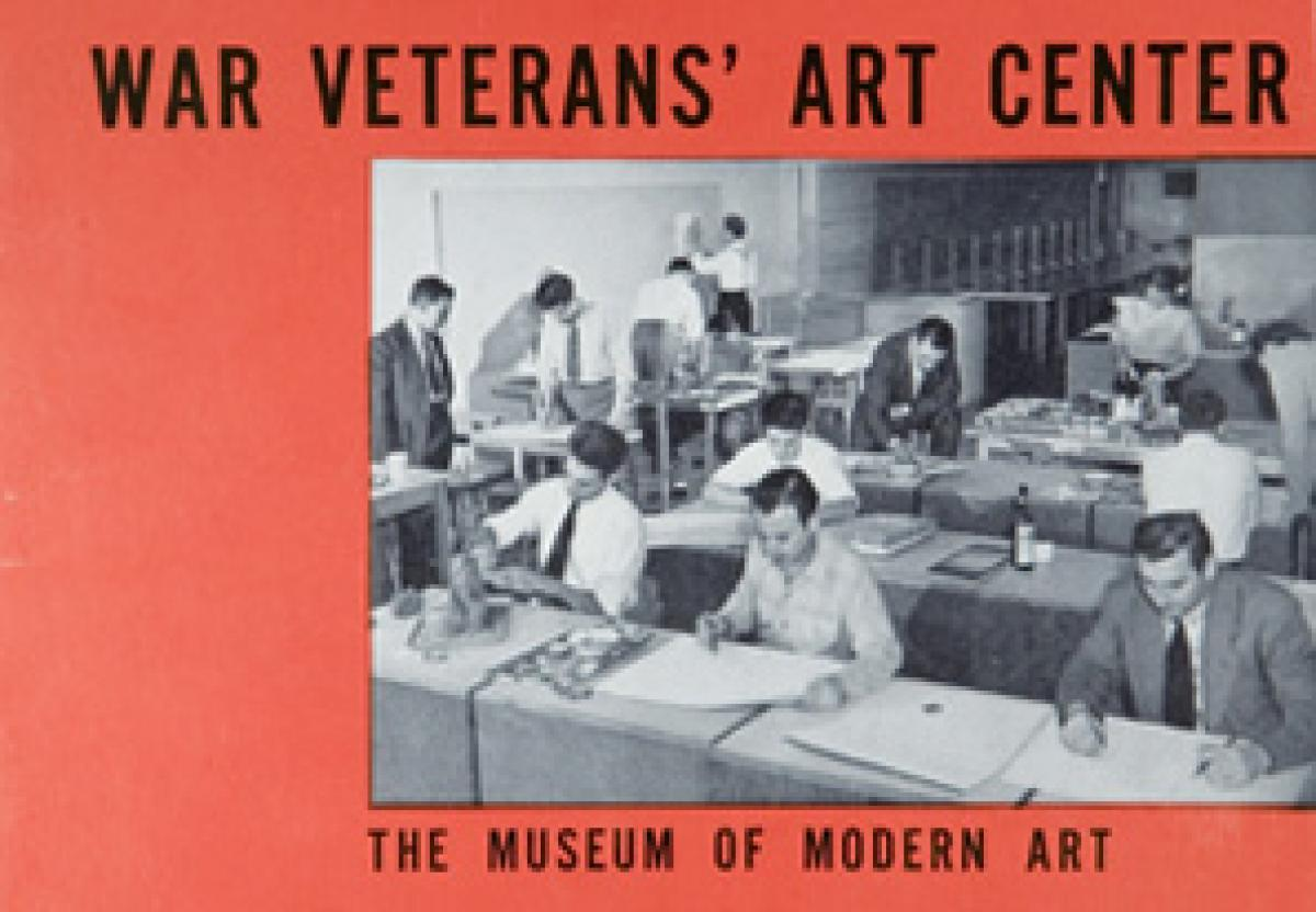 MoMA's Lost History of Woodworking and Craft Classes 3
