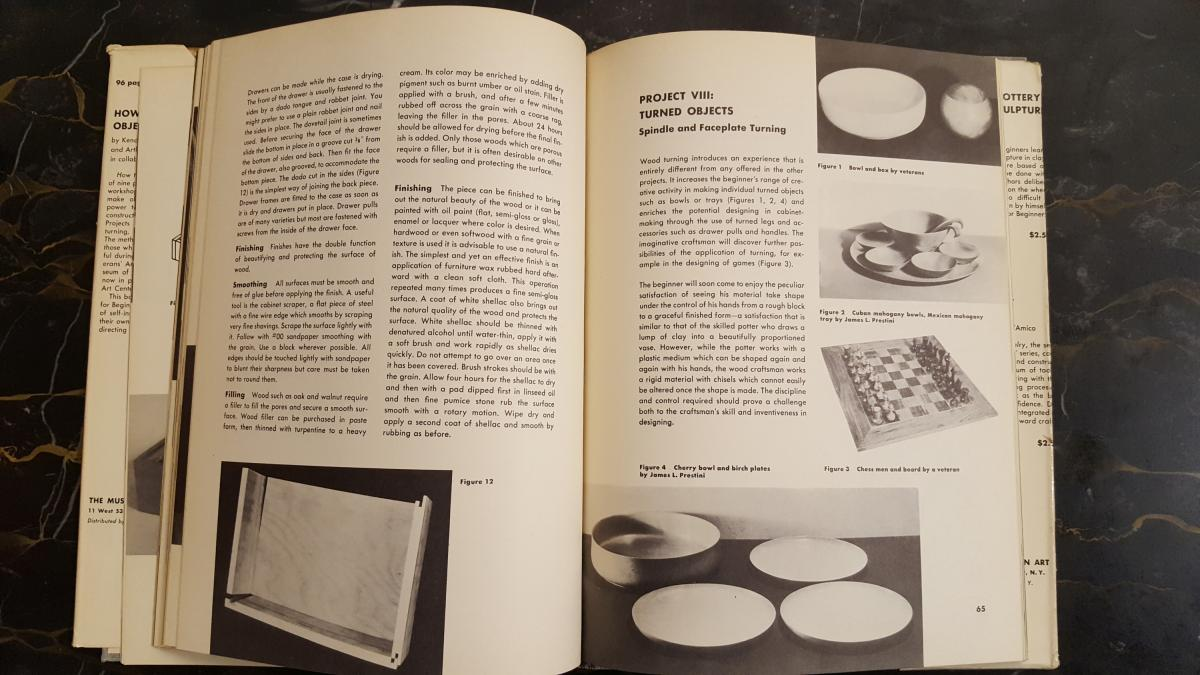 MoMA's Lost History of Woodworking and Craft Classes 5