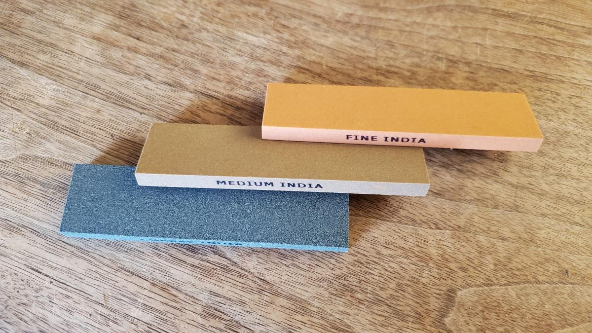 The Different Types of Norton Sharpening Stones 4