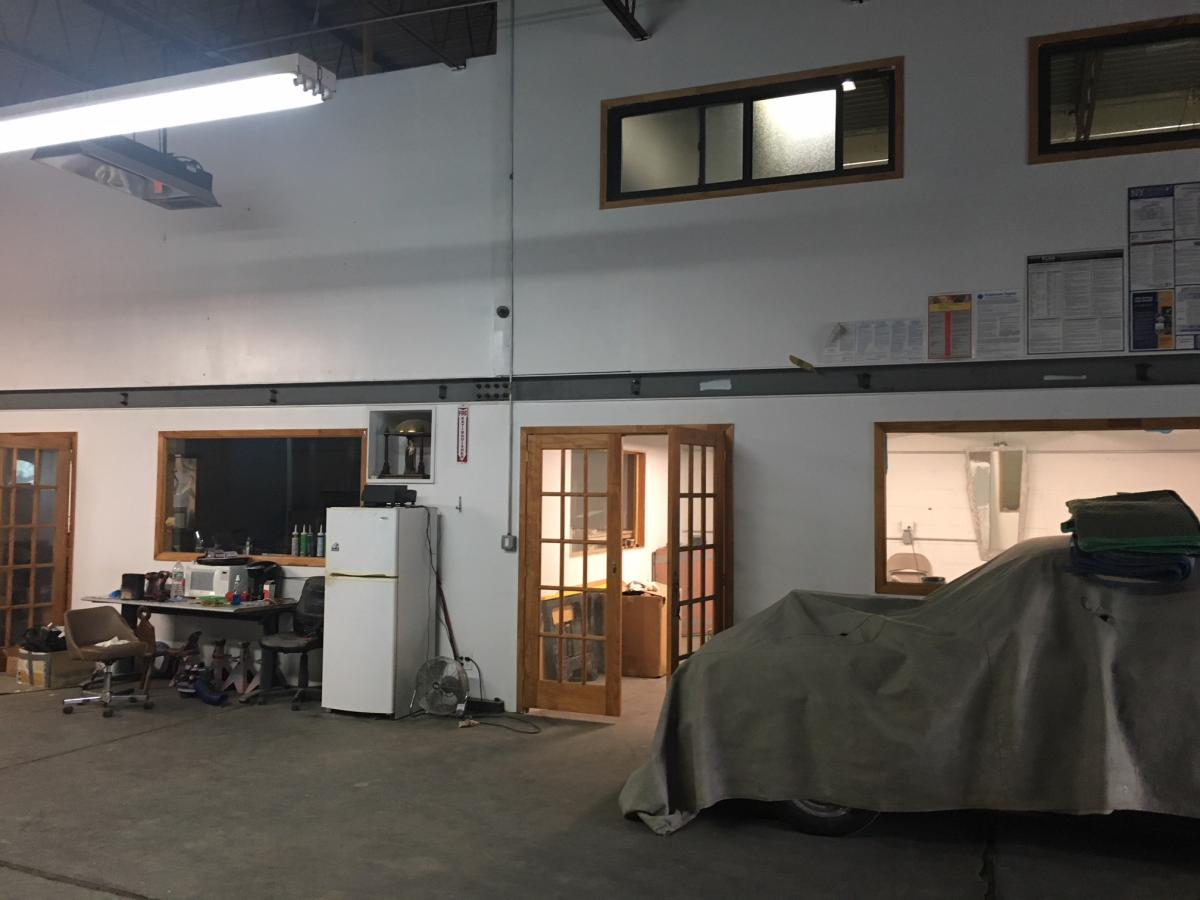 Beautiful Cabinet Shop Space Available for Rent in Gowanus 3
