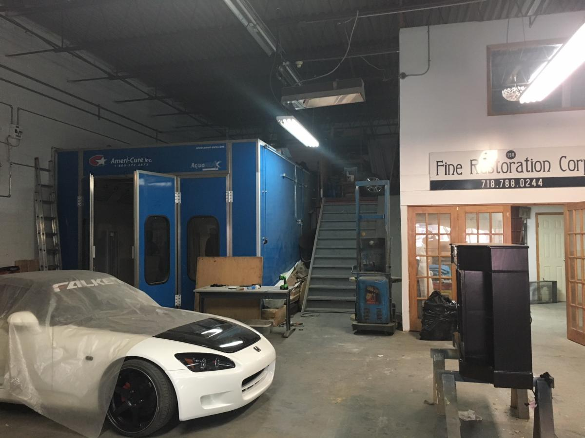Beautiful Cabinet Shop Space Available for Rent in Gowanus 1