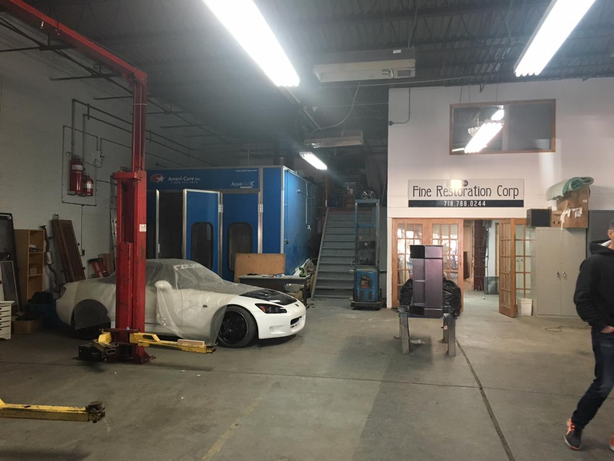 Beautiful Cabinet Shop Space Available for Rent in Gowanus 2