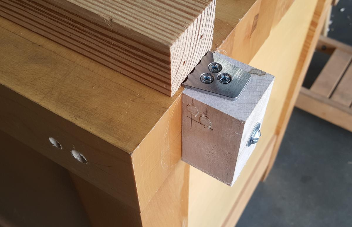 Planing Stops - Mounting Difficulties (An Update) 1