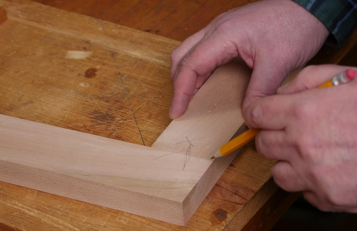 How to Mortise the Moxon Way: Part 1, Layout and Cutting Tenons 4