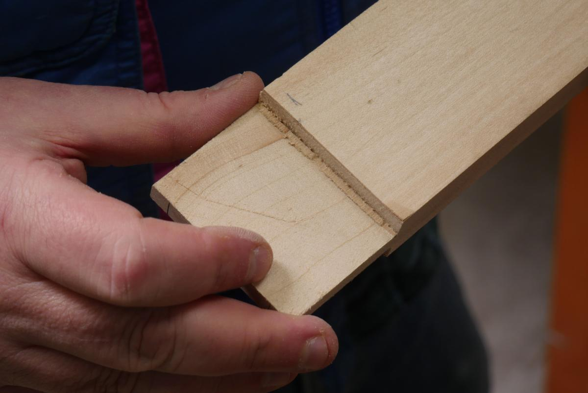 How to Mortise the Moxon Way: Part 1, Layout and Cutting Tenons 8