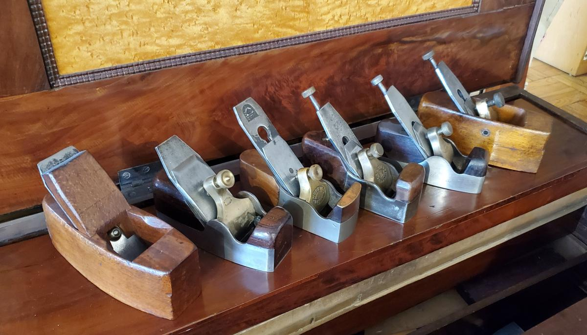 Unhandled Norris Smooth Planes 1