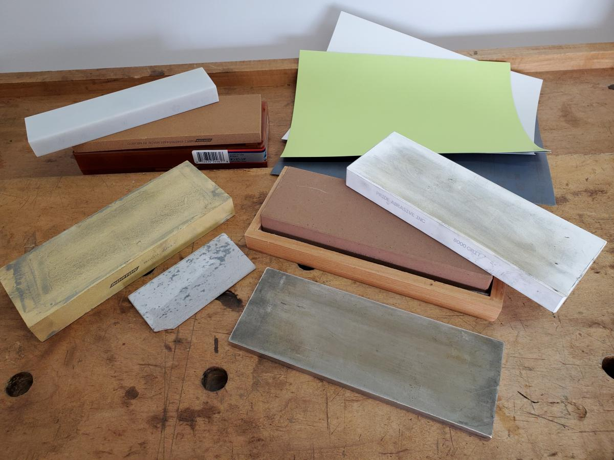 Choosing a Sharpening System - Which Stones are Right for Me? 1