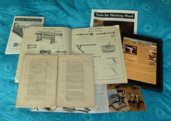 150 Years of Tool Catalogs - Times They Are A Changing 4