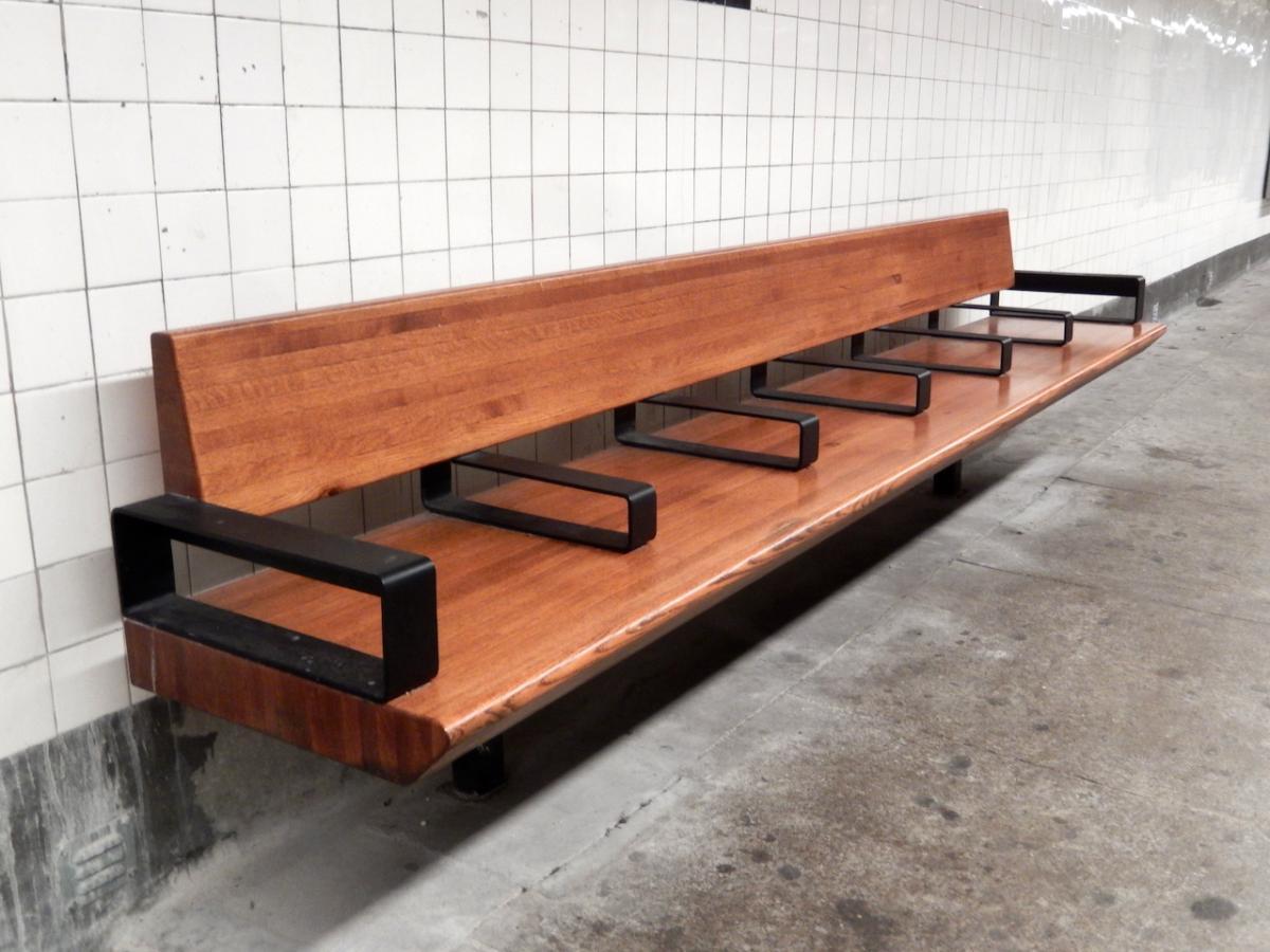 NYC Subway Benches Part 2 6