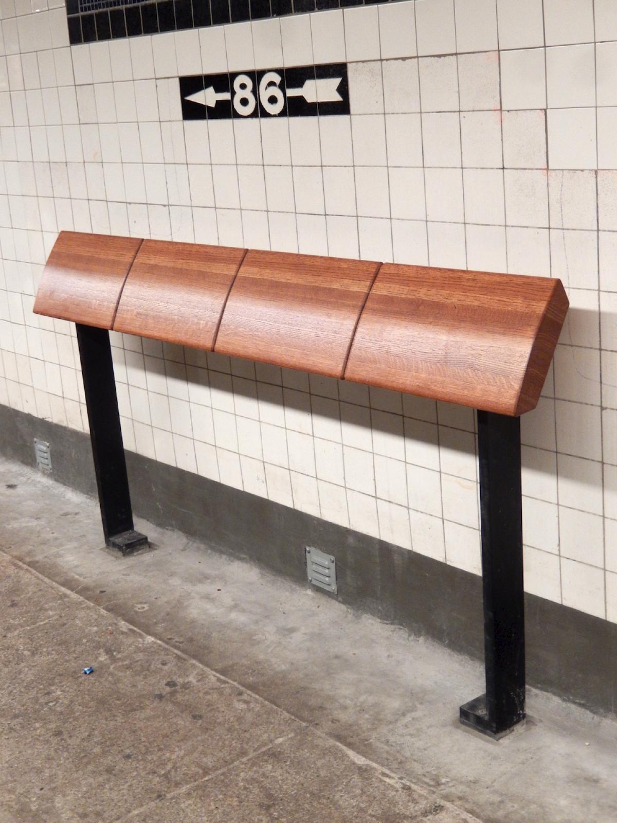 NYC Subway Benches Part 2 4