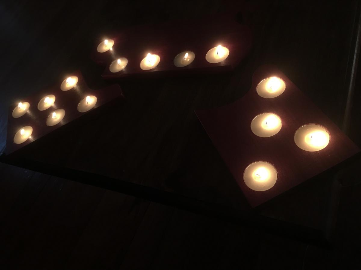 Simple Project - Tea Lights 1