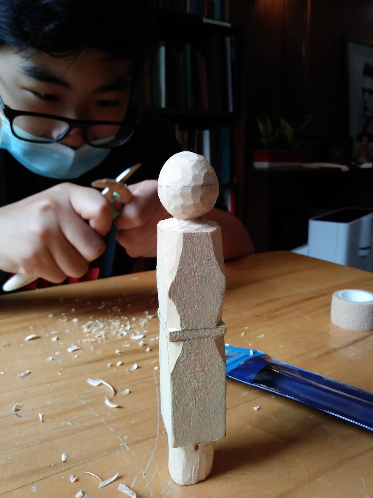 A Profound Change of Plans, or The Teaching of Whittling This Fall, Part 2 15