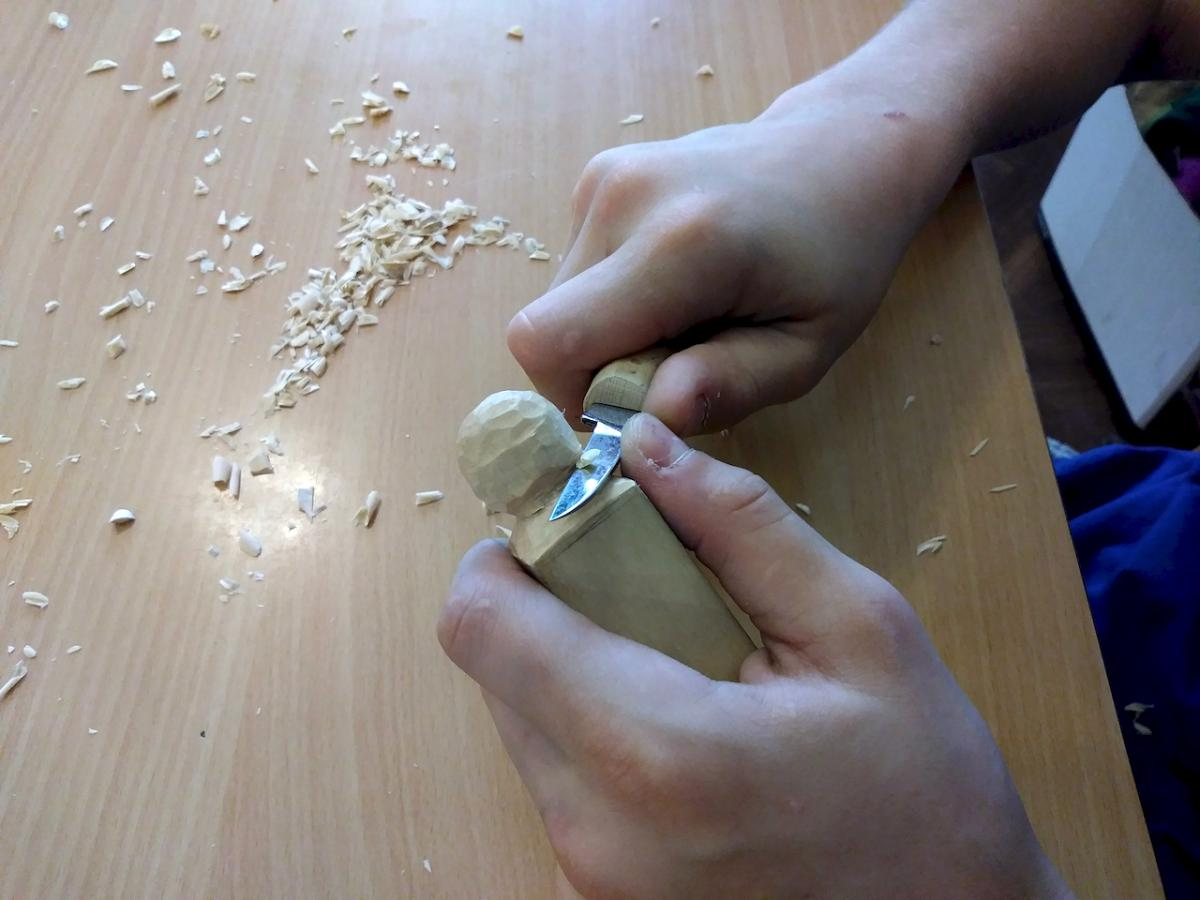 A Profound Change of Plans, or The Teaching of Whittling This Fall, Part 2 7