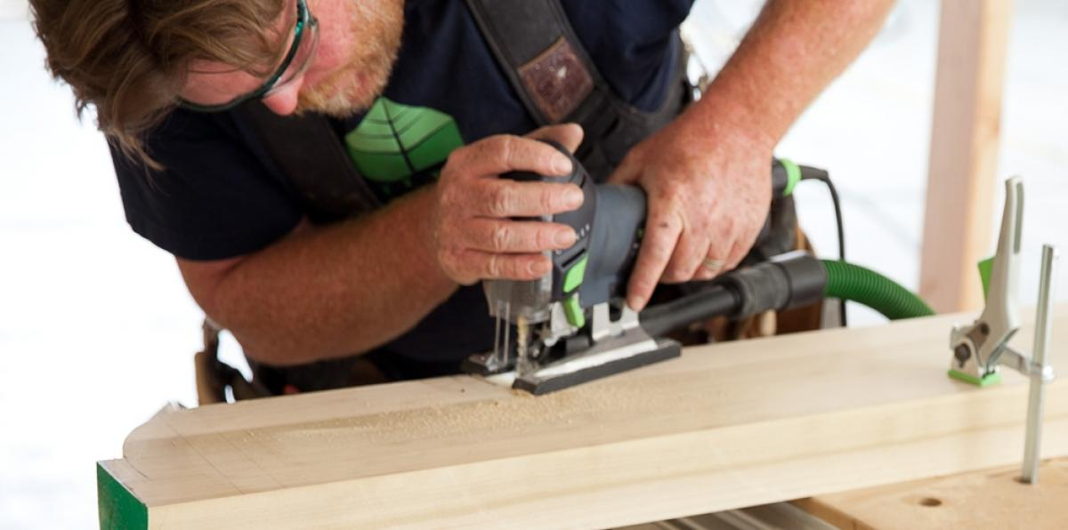 Festool Demo Day and New Tool Introductions 1
