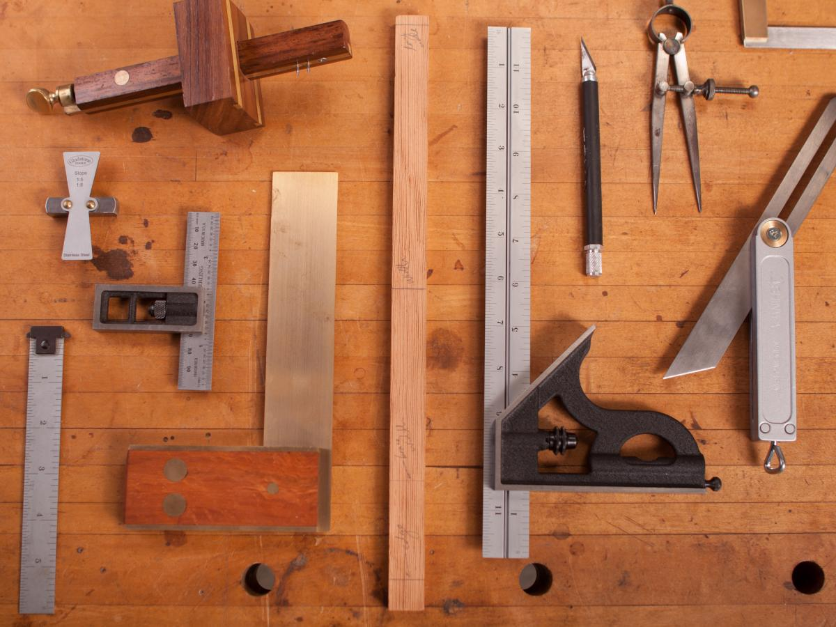 How to Accurately Measure & Lay Out Your Work 1