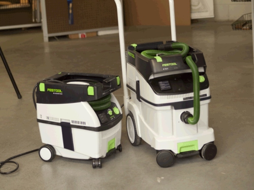 Festool Vacuums and the Changing Jobsite 4