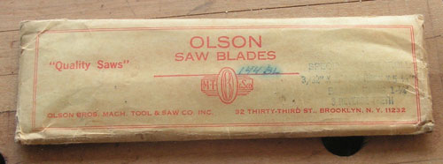 Olson Bros. Mach. Tool & Saw Co. Inc. 4