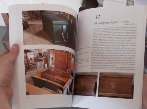 The Tool Chest of Benjamin Seaton 2nd Edition is Here!!! 4