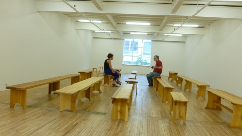 Utopian Benches - We Sit Together  4