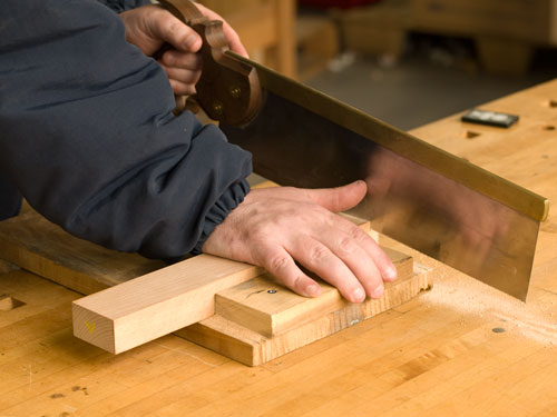 Build a Bench Stop - That Most Useful of Sawing Accessories 4
