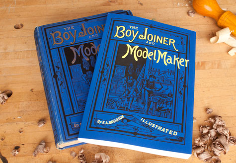 New Book: The Boy Joiner and Model Maker 4