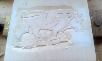 Carving Progress - Five Things I Have Learned So Far 5