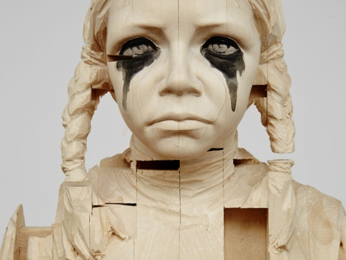 Gehard Demetz - Woodcarvings in Chelsea - and Other News 5