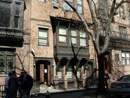 The Lockwood De Forest Residence 7 E. 10th Street NYC 4
