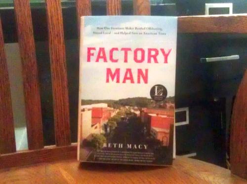 Summer Reading: Factory Man 4