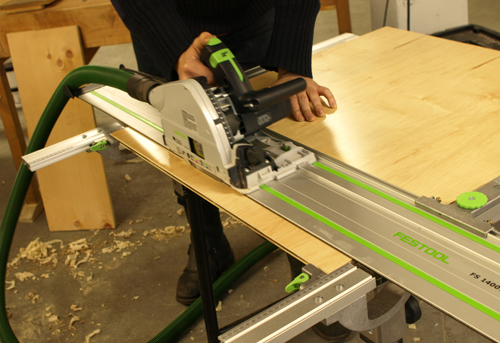 Festool Parallel Guide - Best Idea Since Sliced bread 4